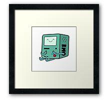 Beemo adventure time Framed Print