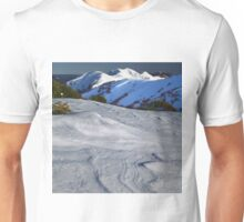The Crosscut Saw from Mt. Howitt Unisex T-Shirt