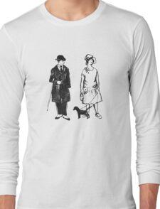 Old Timey Folks Long Sleeve T-Shirt