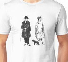 Old Timey Folks Unisex T-Shirt