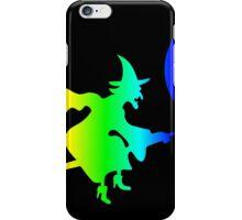 Rainbow Witch iPhone Case/Skin