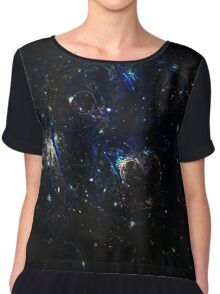 Lost in Space - 2 Chiffon Top