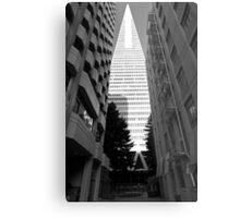 Transamerica Pyamid - San Francisco USA Metal Print