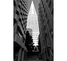 Transamerica Pyamid - San Francisco USA Photographic Print