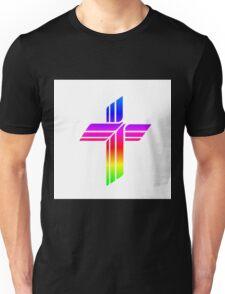 Rainbow Lutheran Church Missouri Synod Unisex T-Shirt