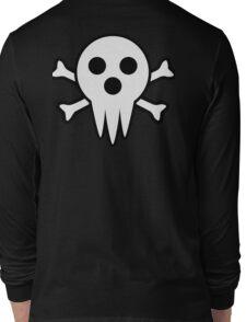Lord Death Jolly Roger  Long Sleeve T-Shirt