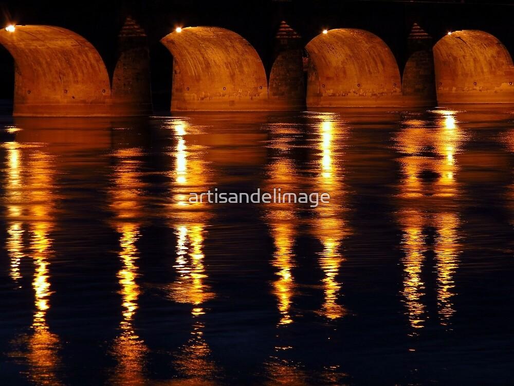 The Bridge ~ Part Three by artisandelimage