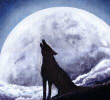 Howl... Sticker