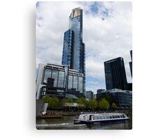 Southbank Melbourne Landmarks - Australia Canvas Print