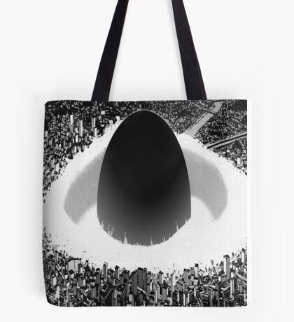 Akira explosion Tote Bag