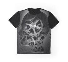 Robot Brain Graphic T-Shirt
