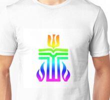 Rainbow Presbyterian Unisex T-Shirt