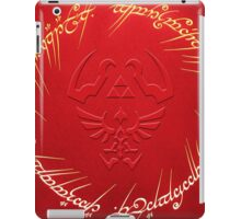 Ring Of Triforce iPad Case/Skin