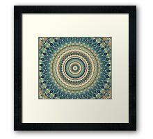 Mandala 109 Framed Print