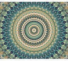 Mandala 109 Photographic Print