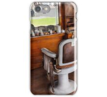 Barber - The Hair Stylist iPhone Case/Skin