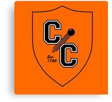Chudley Cannons Logo Canvas Print