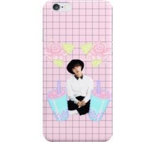 Pastel Jin iPhone Case/Skin