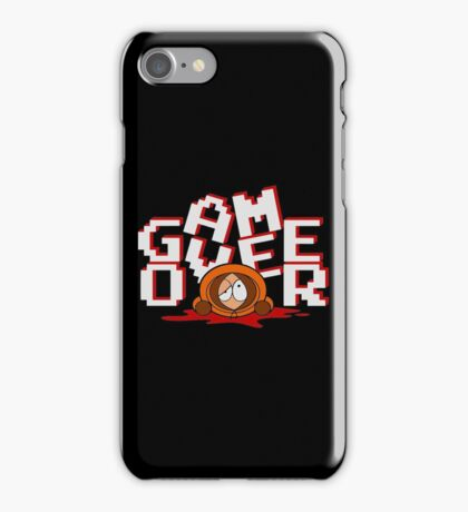 Kenny Killed South Park iPhone Case/Skin