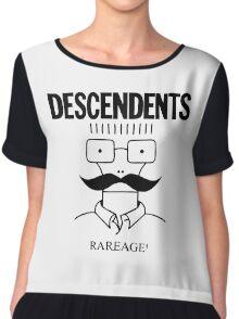 The Descendents Rareage Chiffon Top