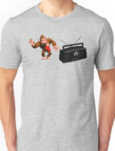 Donkey Kong Country - Rockin' Out Unisex T-Shirt