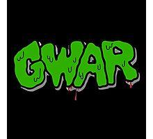 Gwar Monster Green Slime Photographic Print