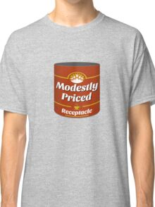 Modestly Priced Receptacle Classic T-Shirt