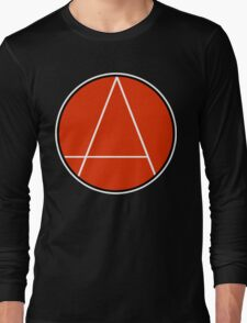 ANARCHISM Long Sleeve T-Shirt