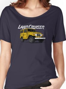 FJ40 land cruiser  Women's Relaxed Fit T-Shirt