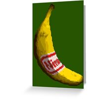 Donkey Kong Country - Nintendo Banana Greeting Card