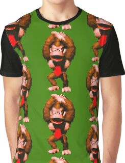 Donkey Kong Country - Cheer Graphic T-Shirt