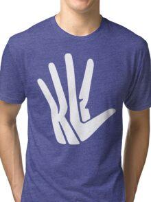 Kawhi Leonard Unofficial funny Tri-blend T-Shirt