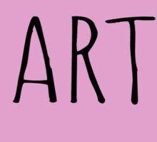LOVE ART Sticker