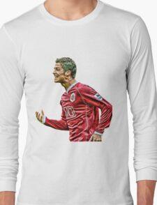 cristiano ronaldo champion Long Sleeve T-Shirt