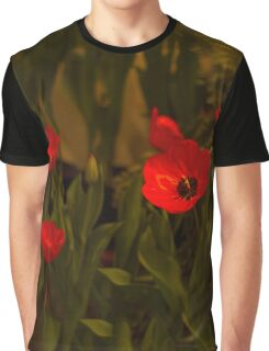 Spring Tulips #2 Graphic T-Shirt