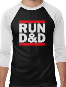 Run Dungeons and Dragons Men's Baseball ¾ T-Shirt