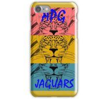 APG Jaguars 2016 Tri Color iPhone Case/Skin
