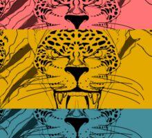 APG Jaguars 2016 Tri Color Sticker
