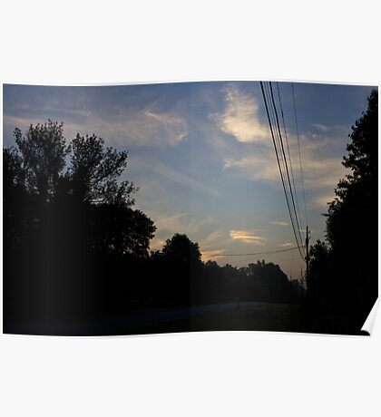 Sunrise Down the Wire Poster