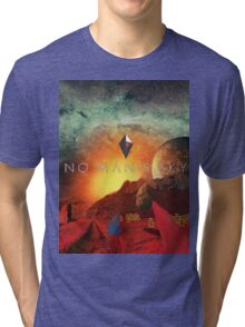 No Man's Sky Tri-blend T-Shirt