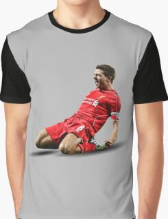 steven gerrard Graphic T-Shirt