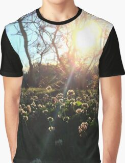 Day Breaks Graphic T-Shirt