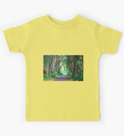Forest Path Kids Tee