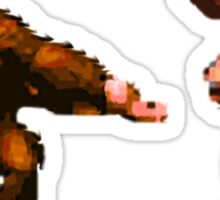 Donkey Kong Country - 5 Low Sticker