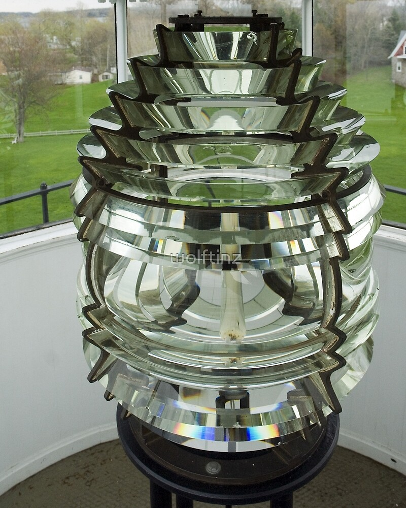 Fresnel Lens by wolftinz