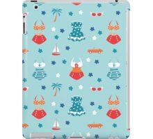50s Riviera iPad Case/Skin