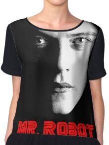 MR. ROBOT Chiffon Top