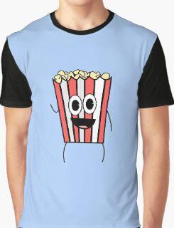 Pop Corn Box Graphic T-Shirt
