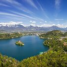 Lake Bled by Dominika Aniola