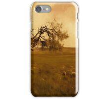 Gold Tree iPhone Case/Skin